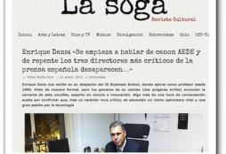 Entrevista - La Soga