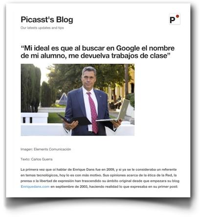 Entrevista Picasst