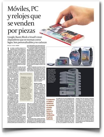 Móviles, PC y relojes que se venden por piezas - Cinco Días