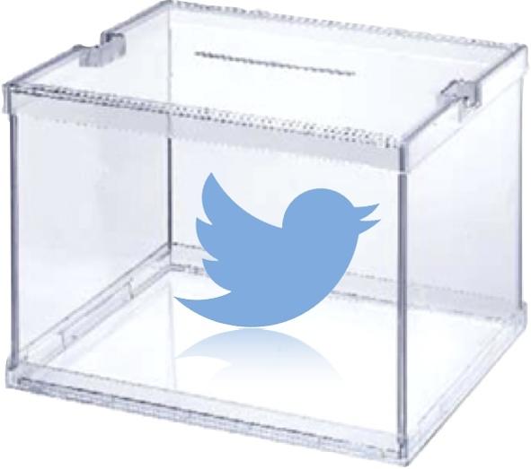Twitter y urna