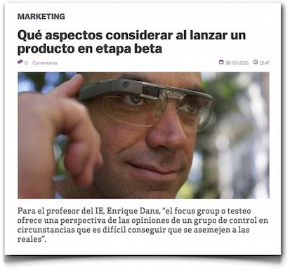 Qué aspectos considerar al lanzar un producto en etapa beta - América Economía