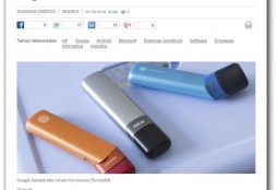 Chromebit - Cinco Dias