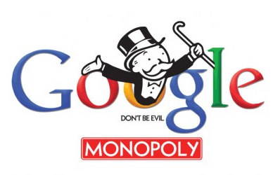 Google Monopoly (by James Belkevitz)