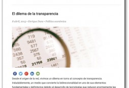 Transparencia - Voces Economicas