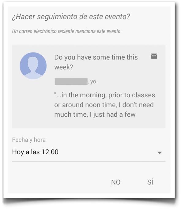 Gmail smartization