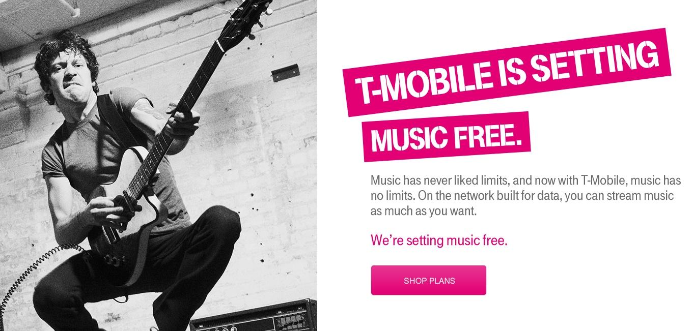 Pandora music free - T-Mobile