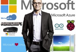 The new Microsoft