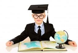kid professor