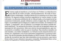 Redes sociales - Bieito Rubido (ABC)