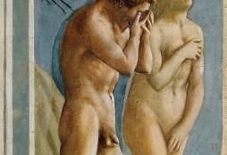 Cacciata dei progenitori dall'Eden - Masaccio