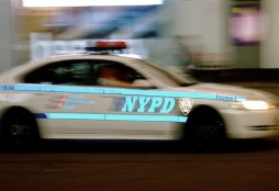 NYPD speed