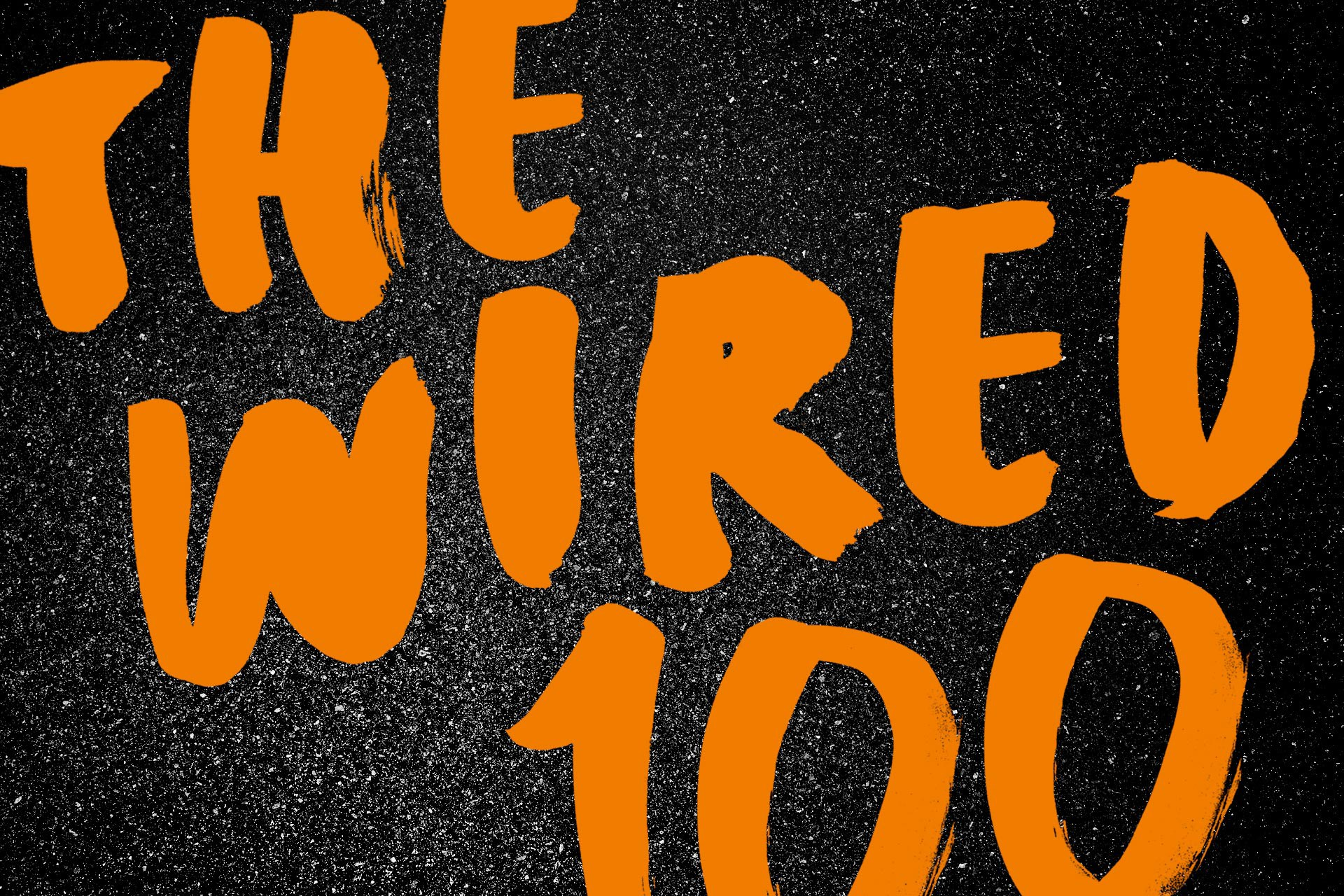 THE 2015 WIRED 100