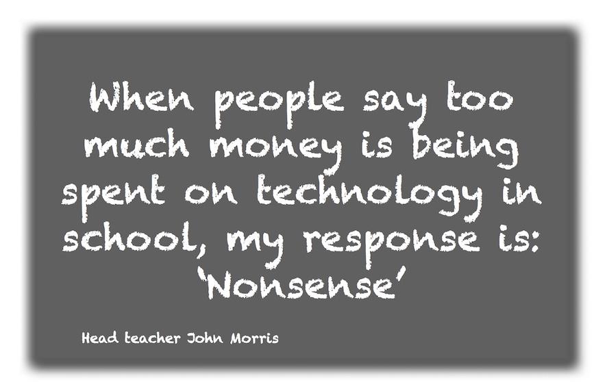 John Morris quote