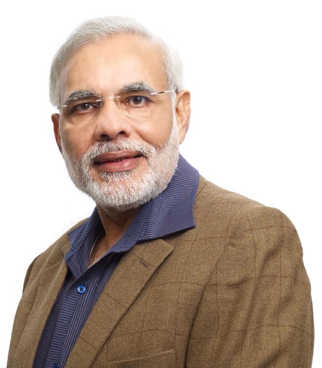 Narendra D. Modi by Narendra Modi (CC BY)