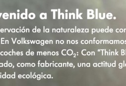Think Blue - Volkswagen