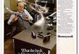 email ad - Honeywell
