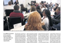 Spanish business schools - El Pais