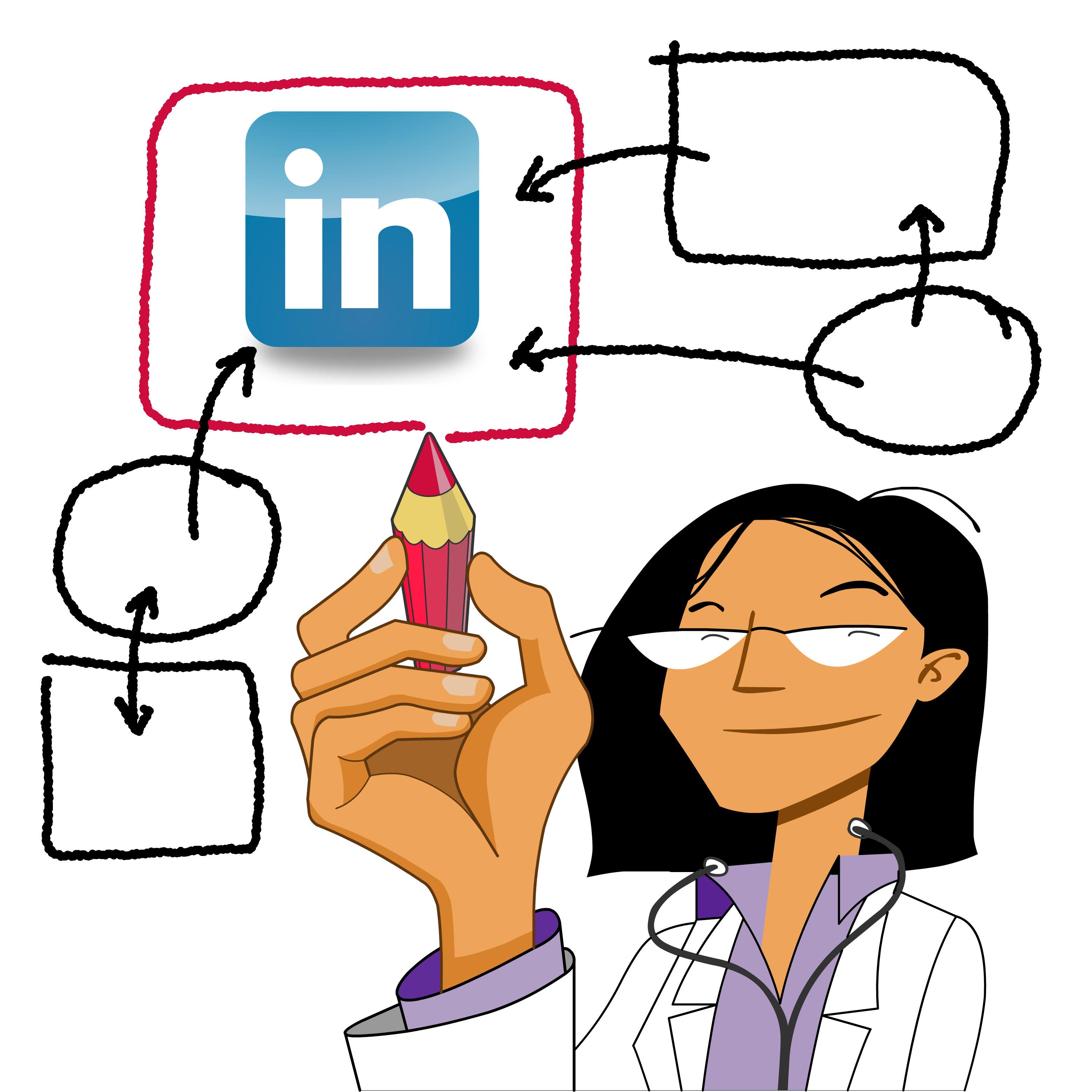 Aplicaciones profesionales de LinkedIn en medicina - Sociedad Española de Cardiología