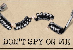 Don't spy on me