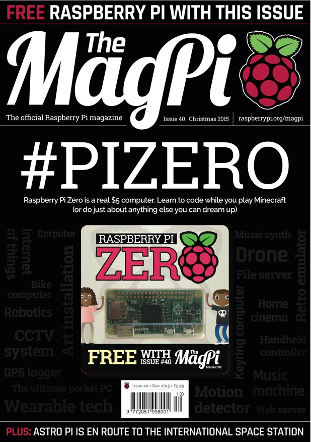 MagPi cover