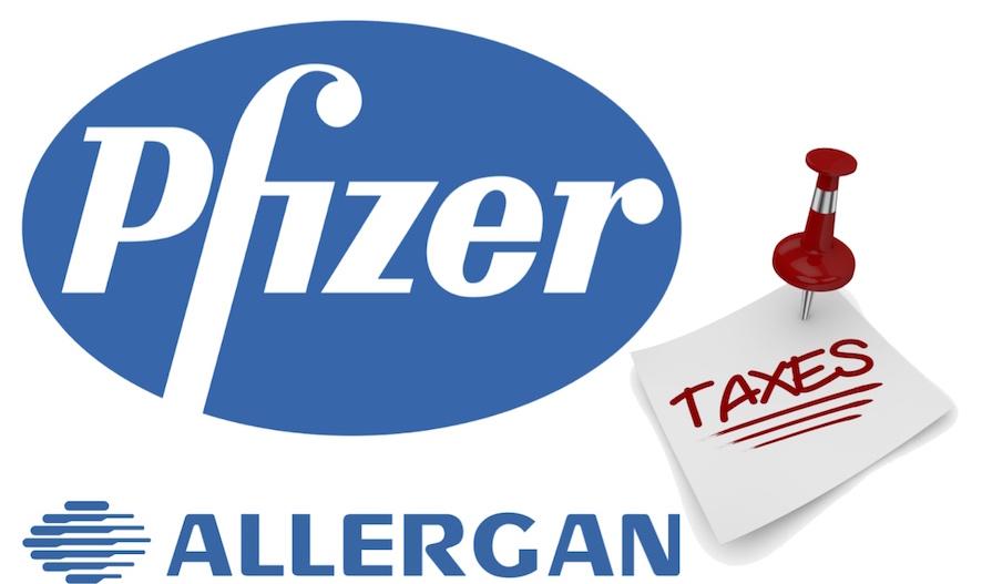 Pfizer - Allergan