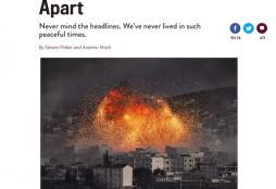 World not falling apart - Slate