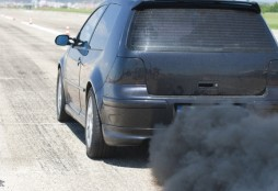 exhaust car pollution