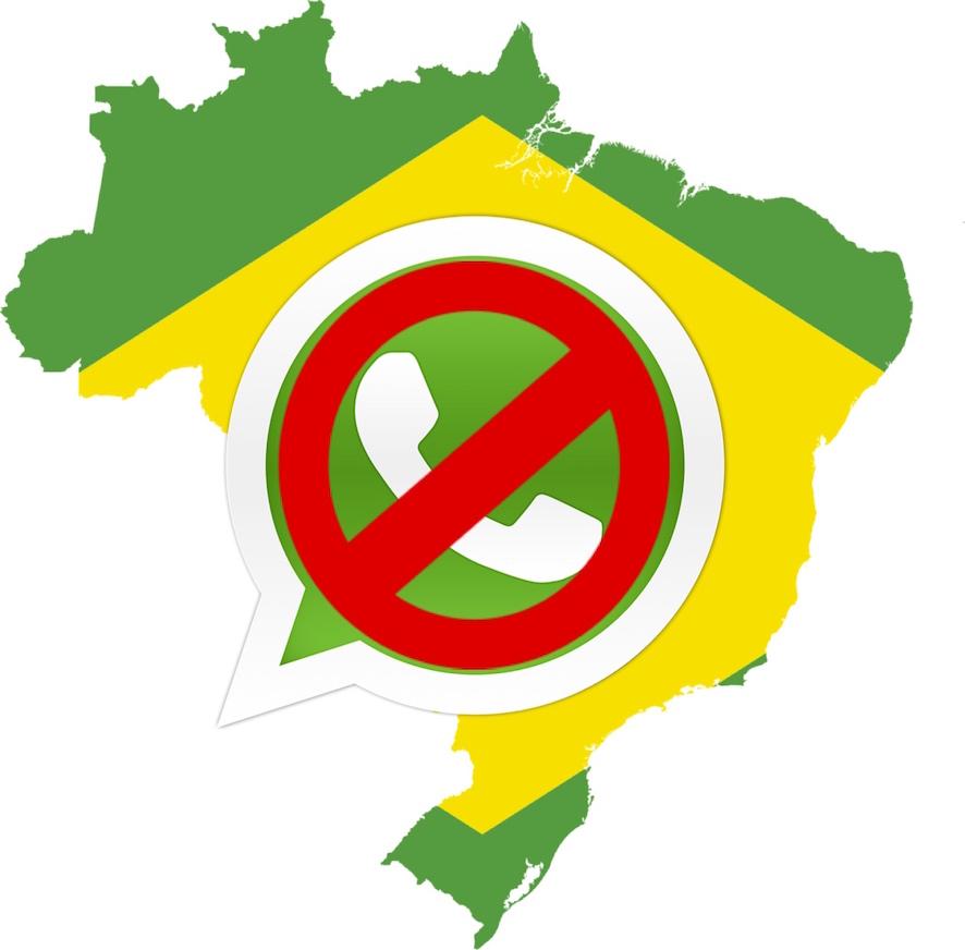 Brazil WhatsApp ban