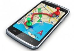 City smartphone