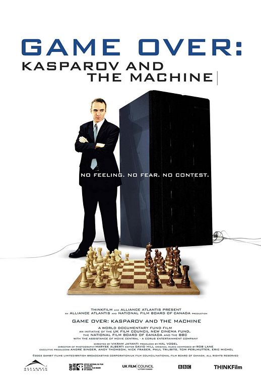 Game over: Kasparov and the machine (THINKFilm)
