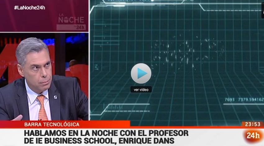 La Noche en 24 horas (16-XII-2015) - RTVE