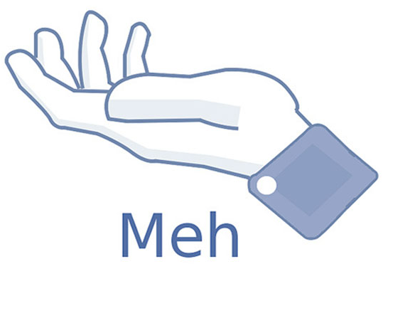 Social media meh