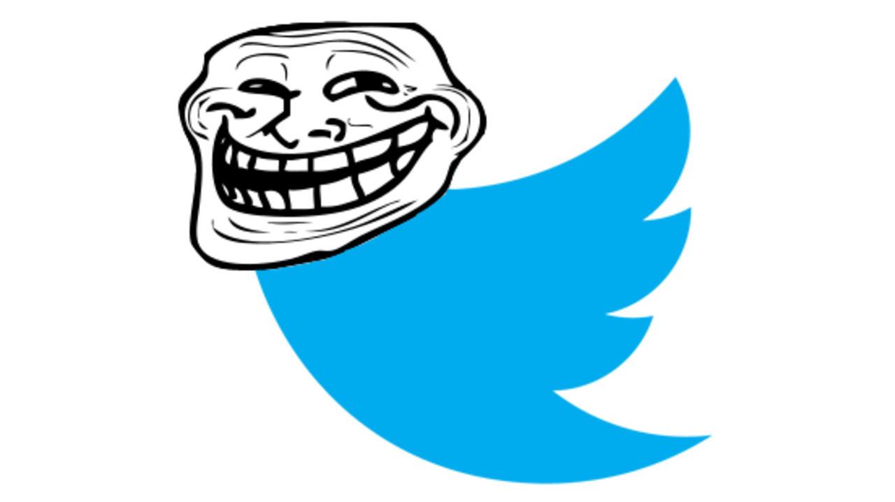Twitter trolling