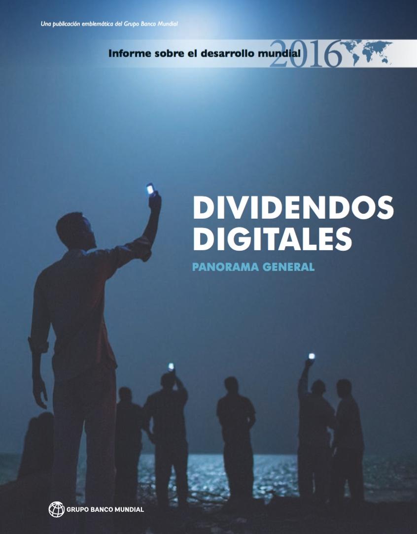 Dividendos digitales - Banco Mundial