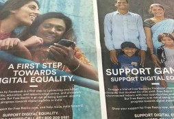 Ganesh freebasics ad India