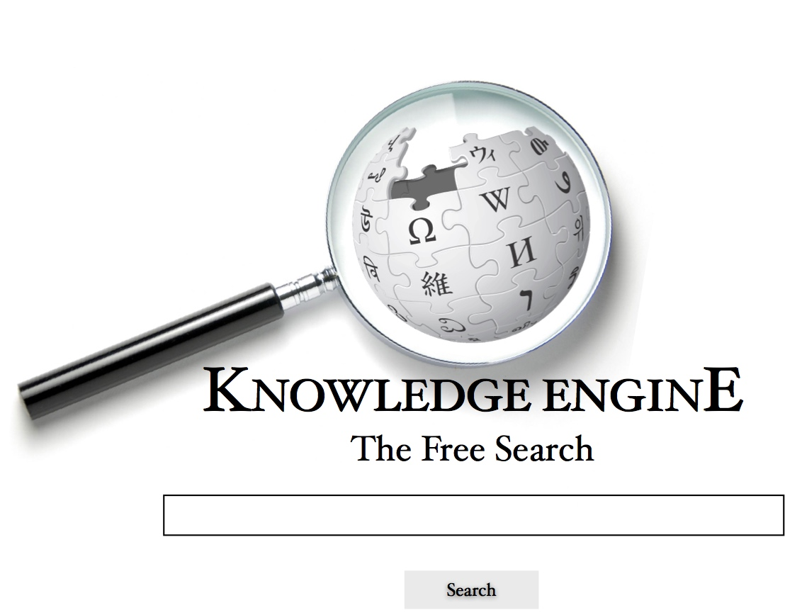 Knowledge Engine - The Free Search