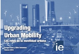 Upgrading urban mobility