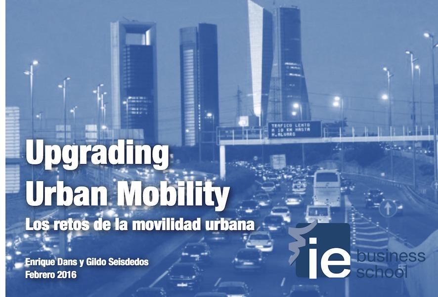Upgrading urban mobility: los retos de la movilidad urbana - Enrique Dans y Gildo Seisdedos