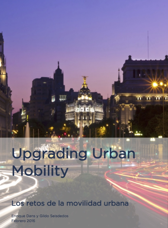 Upgrading Urban Mobility - Informe