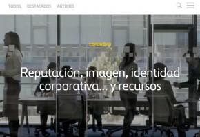 Corporate blogging - Ferrovial