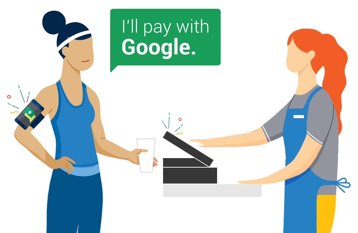 Google Hands Free payments