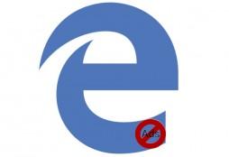 Microsoft Edge no ads