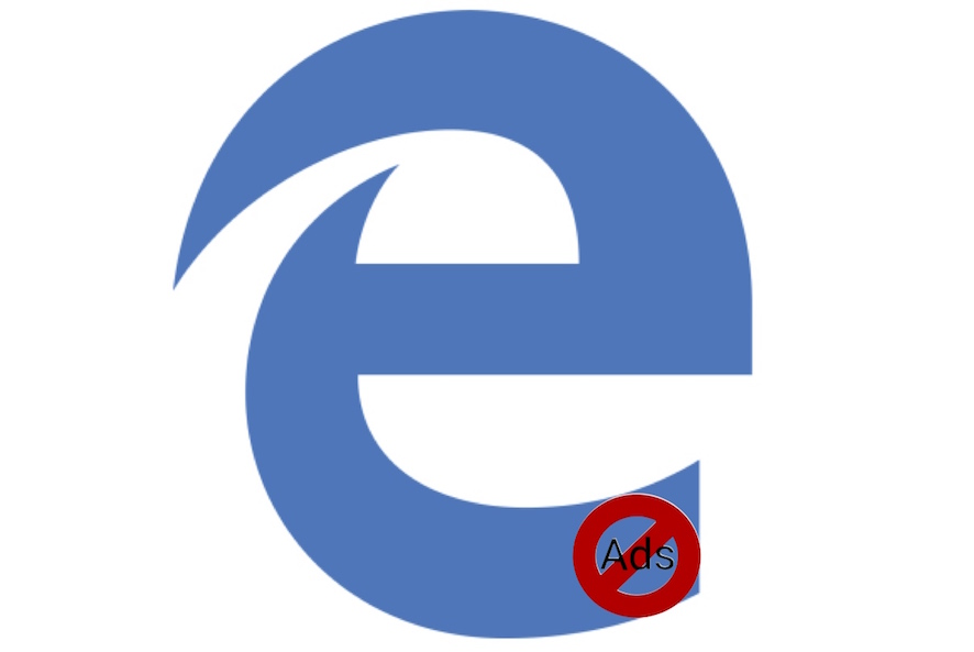 Microsoft Edge no ads