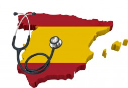 Sanidad española