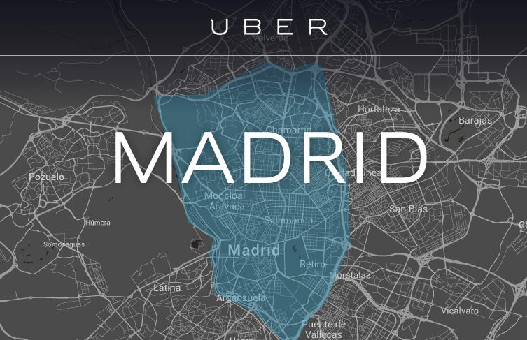 Uber - Madrid