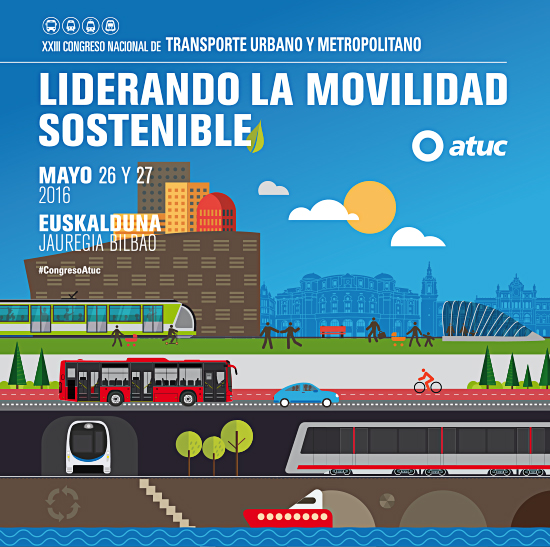 Liderando la movilidad urbana sostenible - ATUC 2016