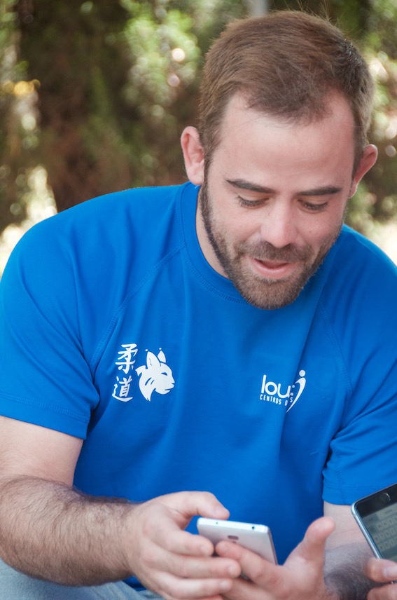 Abel Vázquez (IMAGE: Susana Alosete)