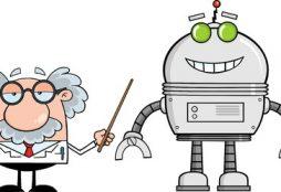 robot professor