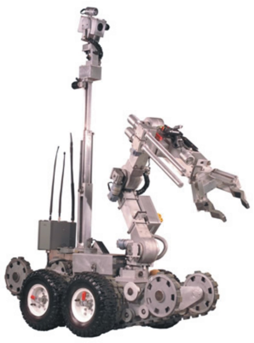 Remotec Andros robot