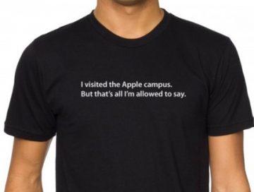 Apple campus t-shirt